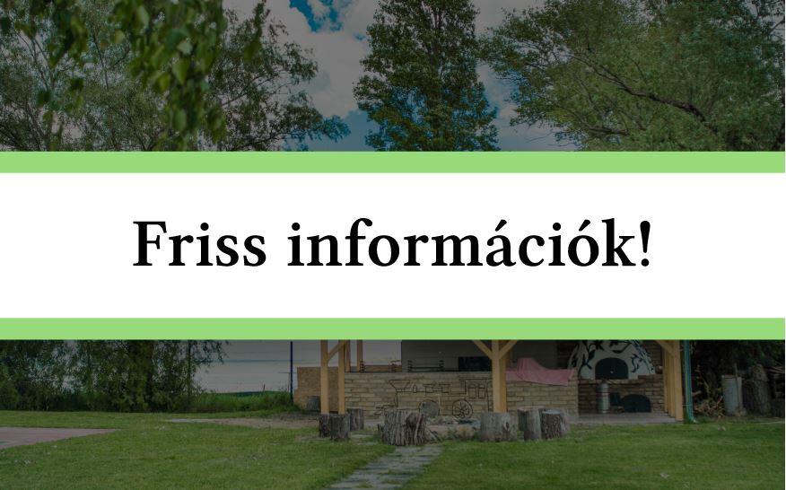 Frisss információ